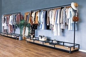 Parker Lane Group's showroom featuring luxury stock